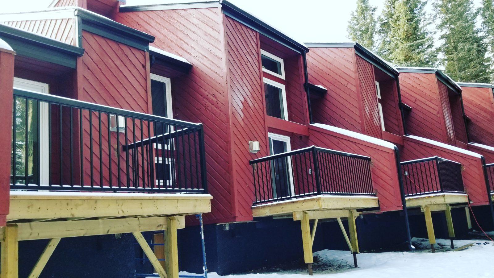 condo balconies